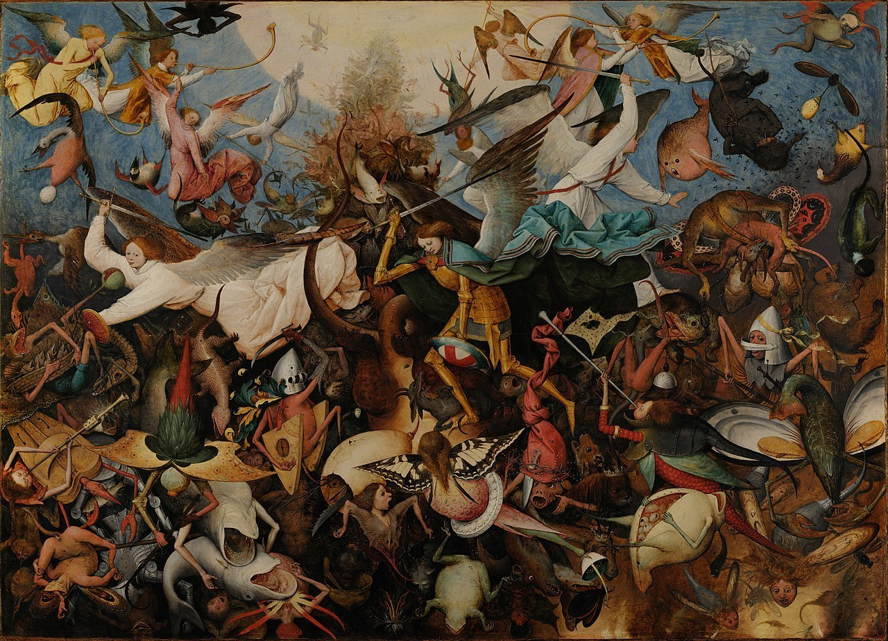 Pieter-Bruegel-Val-opstandige-engelen