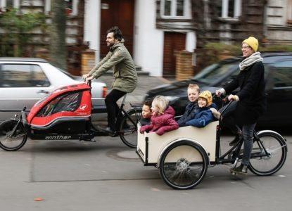 Bike Europe Cargo bike study results 1