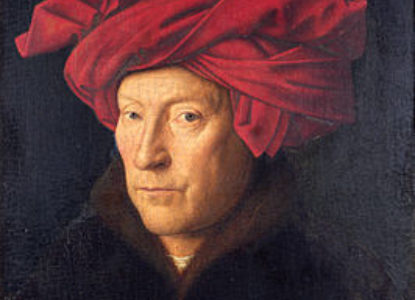 Portrait of a Man by Jan van Eyck