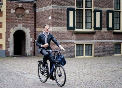 Rutte fiets