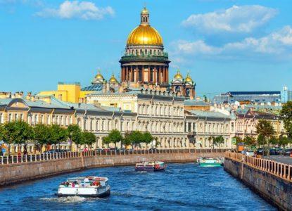 Thumb2 saint petersburg 4k neva river saint isaacs cathedral russian landmarks