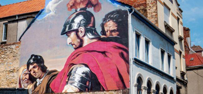 Boulogne Muur