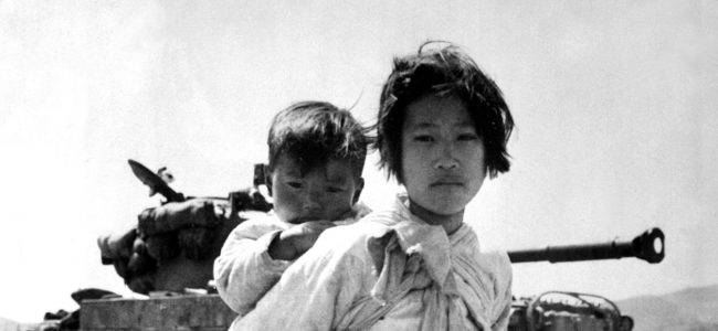 Korean War Korean civilians ca1951