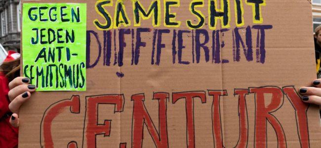 Antisemitisme c Rasande Tyskar via Flickr aangepast
