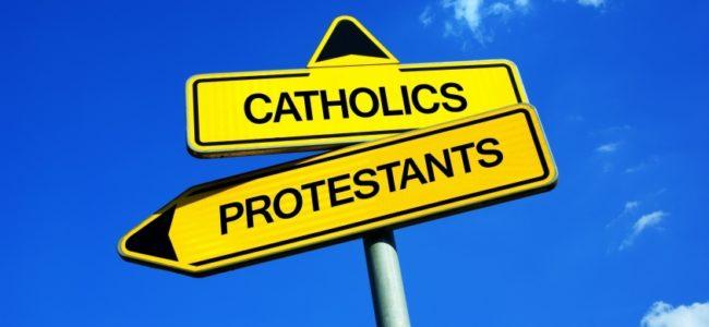 Catholicsprotestants
