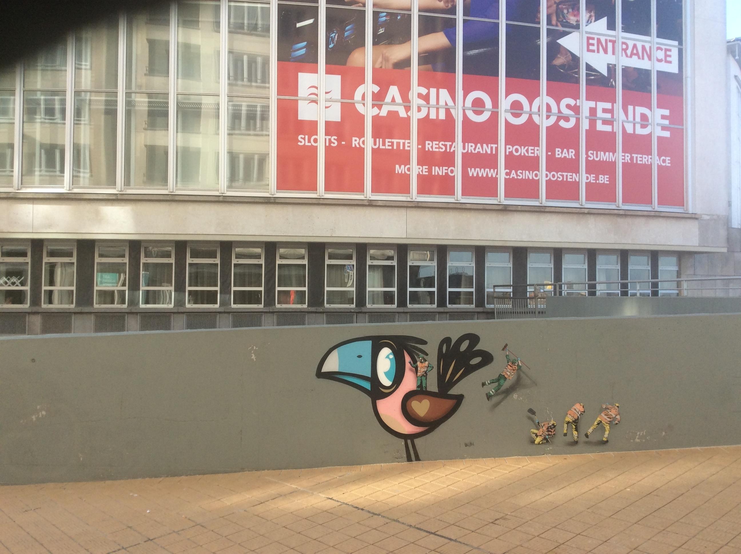 Streetart Ostend1 Derek Blyth